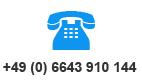 Rufen Sie uns an - wir beraten Sie gerne!