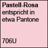 Pastell Rosa